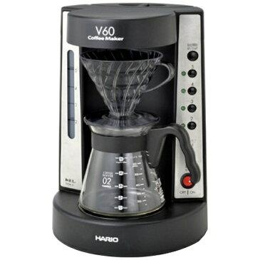 【送料無料】 ハリオ V60珈琲王コーヒーメーカー(750ml) EVCM-5TB 透明ブラック[EVCM5TB]