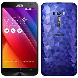 SIMフリー Android 5.0スマートフォン「ZenFone Selfie イリュージョンパープル」 5.5型(メモリ/eMCP:2GB/16GB) ZD551KL-PR16PL
