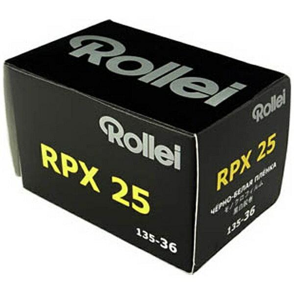 カメラ・ビデオカメラ・光学機器用アクセサリー, カメラ用フィルム ROLLEI RPX 25 135-36 RPX2511RPX2511