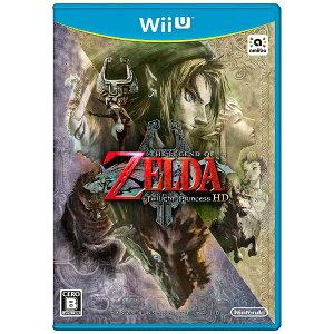 【あす楽対象】【送料無料】 任天堂 ゼルダの伝説 トワイライトプリンセス HD【Wii Uゲー…