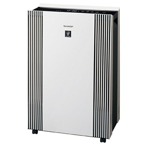 シャープSHARPFP-140EX-W空気清浄機ホワイト系[適用畳数:65畳/PM2.5対応][FP140EXプラズマクラスター]