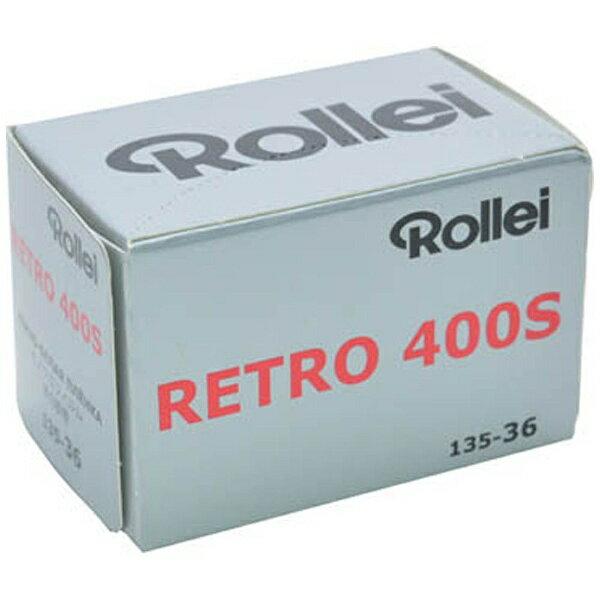 カメラ・ビデオカメラ・光学機器, その他 ROLLEI ROLLEI RETRO400S 135-36RR4011