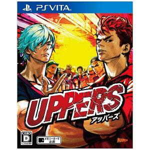 【2016年07月14日】 マーベラス UPPERS(アッパーズ)【PS Vitaゲームソフト…