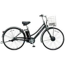 【送料無料】ブリヂストン27型電動アシスト自転車アルベルトeB300L型(T.アンバーブラック/内装3段変速)AEL736【2016年モデル】【配送】
