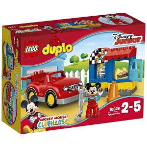 レゴジャパン LEGO(レゴ) 10829 デュプロ ミッキーの修理工場