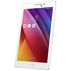 【2015年12月25日発売】【送料無料】ASUS[LTE対応]SIMフリーAndroid5.1.1タブレット[7型・Snapdragon・ストレージ16GB・メモリ2GB]ASUSZenPad7.0Z370KLホワイトZ370KL-WH16(2015年冬モデル)