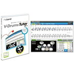 ローランド Roland V-Drums Tutor DT-1 (ドラム練習ソフトウェア)[DT1]