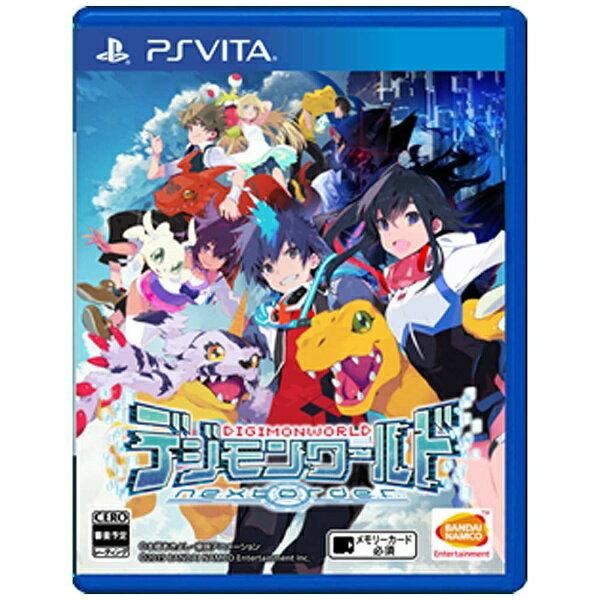 プレイステーション・ヴィータ, ソフト  BANDAI NAMCO Entertainment -next 0rder-PS Vita