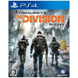 【送料無料】 ユービーアイソフト ディビジョン【PS4ゲームソフト】