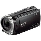 【送料無料】 ソニー SONY メモリースティックマイクロ/マイクロSD対応 32GBメモリー内蔵 フルハイビジョンビデオカメラ(ブラック) HDR-CX485(BC)[生産完了品 在庫限り]
