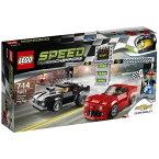 レゴジャパン LEGO(レゴ) 75874 スピードチャンピオン シボレー カマロ ドラッグレース