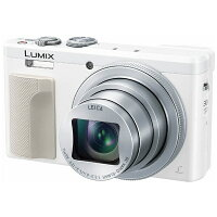 【送料無料】 パナソニック コンパクトデジタルカメラ LUMIX(ルミックス) DMC-TZ85(ホワイト)[DMCTZ85]