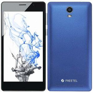 【送料無料】 FREETEL [LTE対応]SIMフリー Android 5.1スマートフォン…