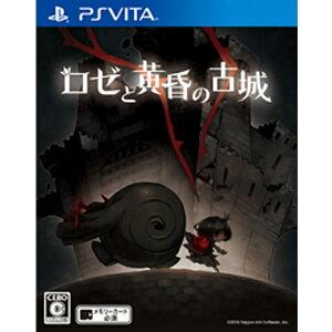 日本一ソフトウェア ロゼと黄昏の古城 通常版【PS Vitaゲームソフト】