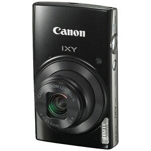 キヤノン コンパクトデジタルカメラ イクシー ブラック