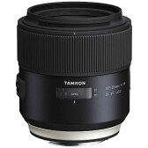 【送料無料】 タムロン 交換レンズ SP 85mm F/1.8 Di VC USD Model F016【ニコンFマウント】