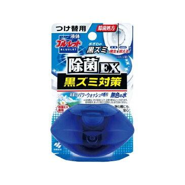 小林製薬 液体ブルーレットおくだけ除菌EXつけ替用 パワーウォッシュ 70ml〔トイレ用洗剤〕