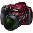 【送料無料】 ニコン コンパクトデジタルカメラ COOLPIX(クールピクス) B700(レッド)