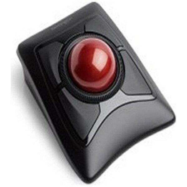 ケンジントン Kensington K72359JP マウス Expert Mouse ブラック [光学式 /4ボタン /Bluetooth・USB /無線(ワイヤレス)][K72359JP]画像