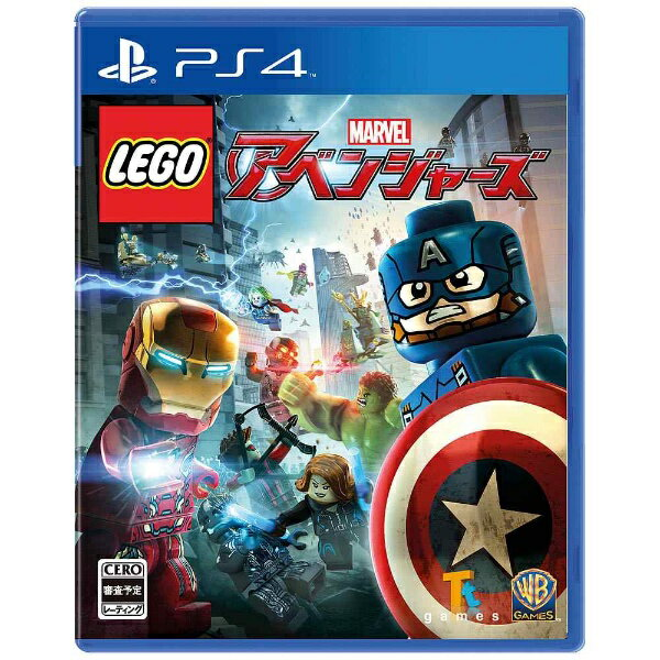 ワーナーブラザースジャパンWarnerBros.LEGO(R)マーベルアベンジャーズ PS4ゲームソフト