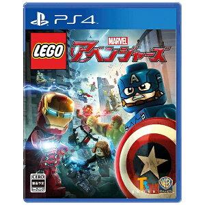 【送料無料】 ワーナーホームビデオ LEGO(R)マーベル アベンジャーズ【PS4ゲームソフト…