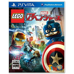 ワーナーホームビデオ LEGO(R)マーベル アベンジャーズ【PS Vitaゲームソフト】