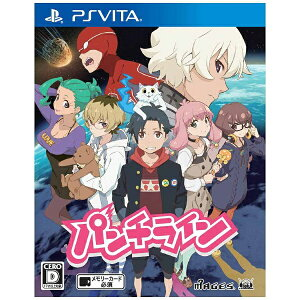【送料無料】 MAGES パンチライン 通常版【PS Vitaゲームソフト】
