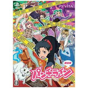 【送料無料】 MAGES パンチライン 限定版【PS Vitaゲームソフト】
