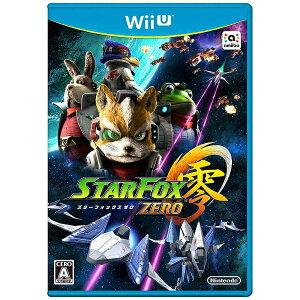 【あす楽対象】【送料無料】 任天堂 スターフォックス ゼロ【Wii Uゲームソフト】