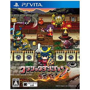 【あす楽対象】 日本一ソフトウェア クラシックダンジョン戦国【PS Vitaゲームソフト】