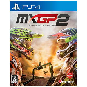 【送料無料】 インターグロー MXGP2 - The Official Motocross V…