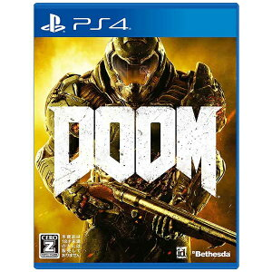 【送料無料】 ベセスダソフトワークス DOOM【PS4ゲームソフト】