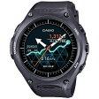 【送料無料】 カシオ スマートウォッチ 「Smart Outdoor Watch」(ブラック) WSD-F10BK
