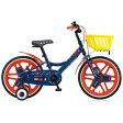 【送料無料】 ブリヂストン 18型 幼児用自転車 X-girl Stages×BRIDGESTONE BIKE(スターリーヘヴンズ/シングルシフト) XGS184【組立商品につき返品不可】 【代金引換配送不可】