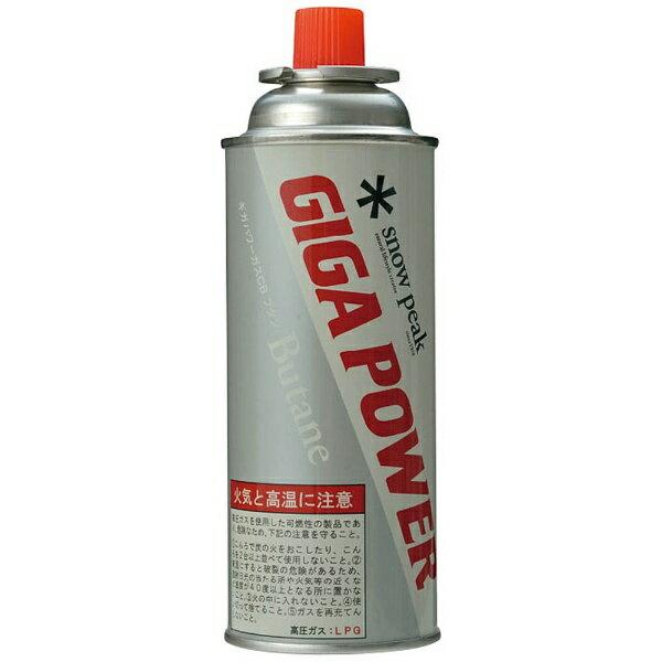 スノーピーク ギガパワーガス CBブタン GPC-250S