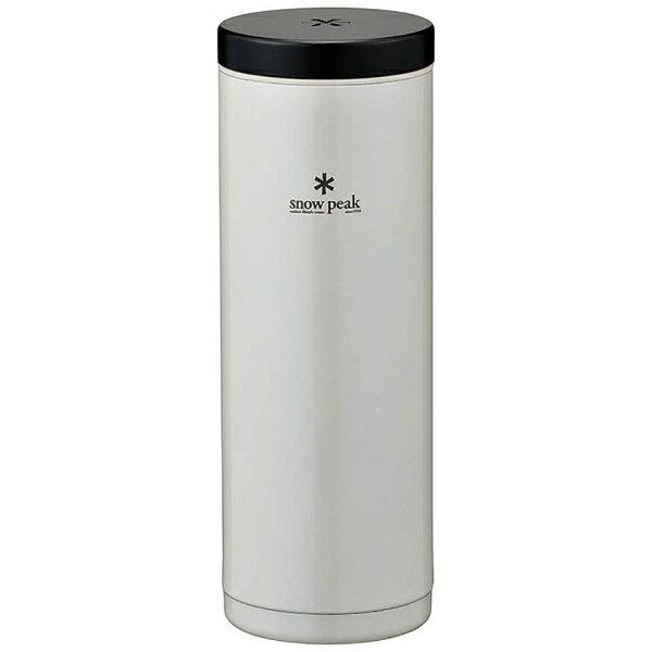雪高峰多瓶制瓶 500 純白色 TW 071PW