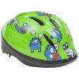 BELL 子供用ヘルメット ZOOM2(グリーンファートモンスター/52〜56cm) 7072827