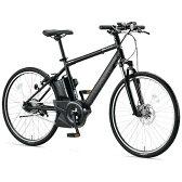 【送料無料】 ブリヂストン 26型 電動アシスト自転車 リアルストリーム(T.クロツヤケシ/8段変速) RS615【組立商品につき返品不可】 【代金引換配送不可】