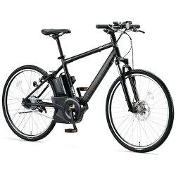 【送料無料】 ブリヂストン 26型 電動アシスト自転車 リアルストリーム(T.クロツヤケシ/8段変速) RS615【組立商品につき返品】 【配送】