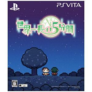 【2016年07月28日発売】 【送料無料】 日本一ソフトウェア 世界一長い5分間 初回限定版…