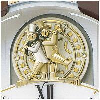 セイコー SEIKO 電波からくり時計 「ウェーブシンフォニー」 RE575B