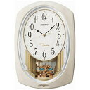 セイコーSEIKO 電波からくり時計 「ウェーブシンフォニー」AM261A