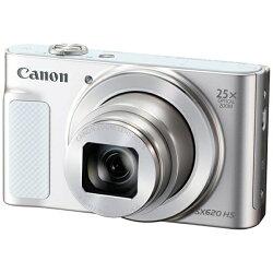 【2016年05月下旬発売】【送料無料】キヤノンコンパクトデジタルカメラPowerShot(パワーショット)SX620HS(ホワイト)[PSSX620HSWH]
