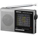 オーム電機(OHM) FM/AM/SW(短波) 携帯ラジオ RAD-S520N[RADS520N]