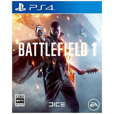 【送料無料】 EA(エレクトロニックアーツスクウェア) バトルフィールド 1【PS4ゲームソフト】