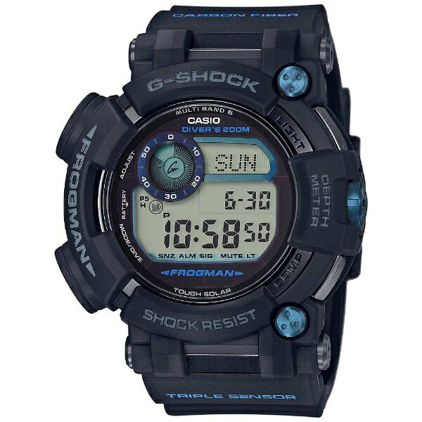 腕時計, メンズ腕時計  CASIO G-SHOCKG- Master of G FROGMANG MULTI BAND 6 GWF-D1000B-1JF