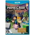 【あす楽対象】 マイクロソフト MINECRAFT: Wii U EDITION【Wii Uゲームソフト】