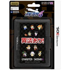HORI 逆転裁判6 カードケース12 for ニンテンドー3DS【3DS/DS】
