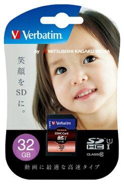 VERBATIMJAPAN SDHCカード Verbatim(バーベイタム) SDHC32GJVB3 [32GB /Class10][SDHC32GJVB3]
