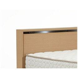 【送料無料】フランスベッド【フレーム】収納なしネクストランディ302C-SC[スノコ床板](ダブルサイズ/ネクストウォールナット)【日本製】【配送】【メーカー直送品・配送・時間指定】